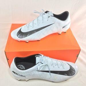 3b16385185 ... shoes men s blue new Nike Mercurial Veloce III FG Soccer Cleats Vans ...